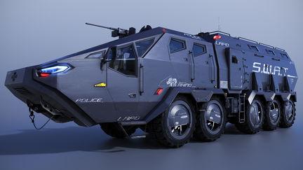 RHINO R-2377 SWAT