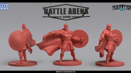 Battle Arena Show - Hero Miniatures