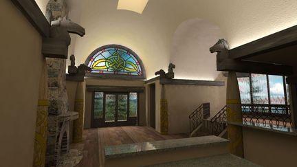 Swordsman Interior