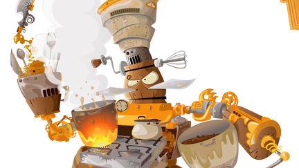 Steampunk Chef