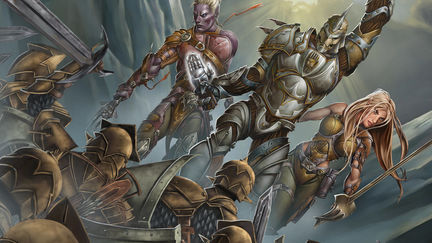 Warforged in the Realms