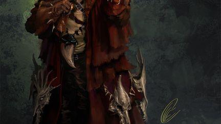 Dragon Hunter Concept