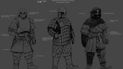 Varangian outfit concepts