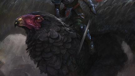 Griffin's rider