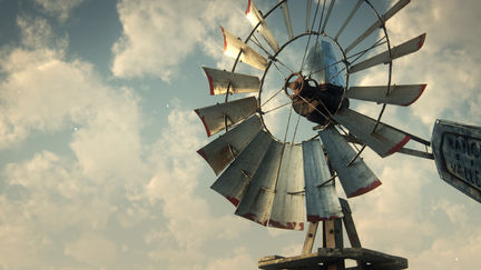 Lost Highway Windmill