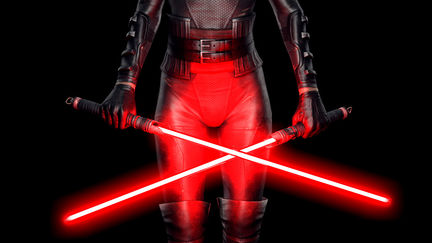 SIth Female Stand