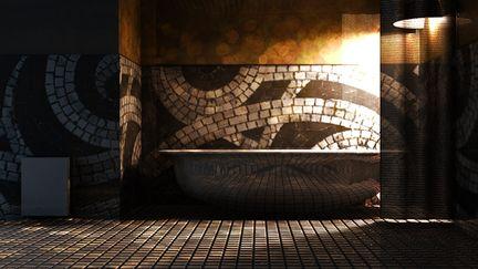 the strange bath