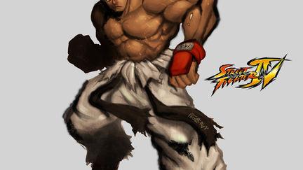 Street Fighter4 - RYU