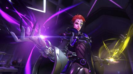 New Overwatch Hero Moira