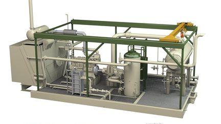EFX Compressor - Unit SA530