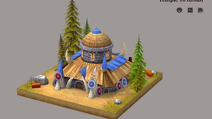 Temple To Krolm