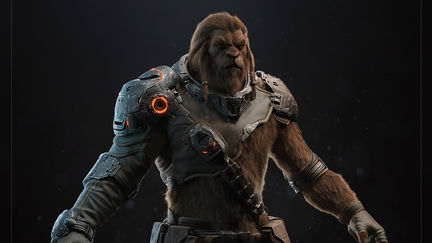 Wookie Reimagined
