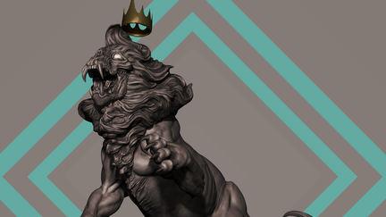 Da King Lion