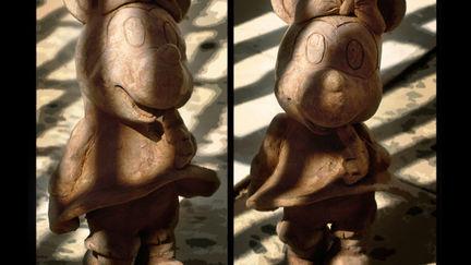 Mini mouse-Sculpt