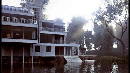 Etonbury Lake House