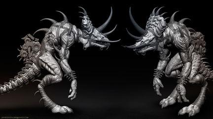 trex sculpt