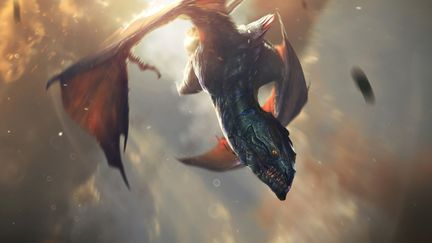 """Swiftwing Dragon"""