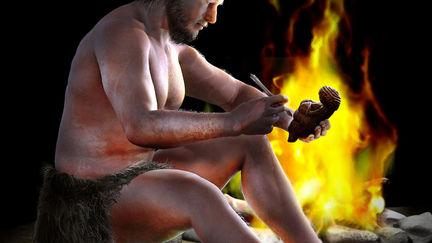 Neolitic artist