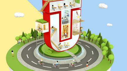 UT: Little world