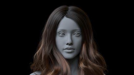 Ornatrix: Loose Hairstyle