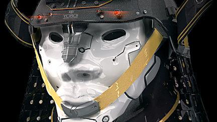 advanced Tech Samurai v01