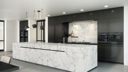 Cucina Statuario