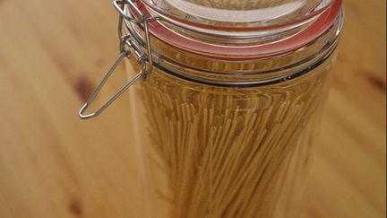 Spaghetti Jar 1