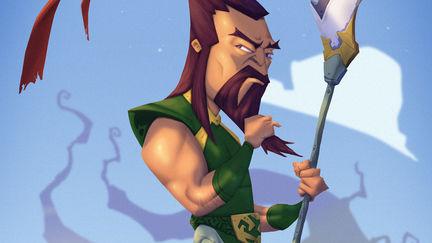 Guan Yu - China warrior
