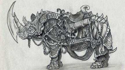 Battle Rhino