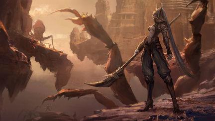 Desert assassin series2 my artstation https://www.artstation.com/artwork/2kb0g