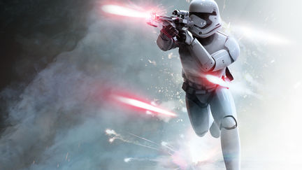 Star Wars: The Force Awakens - Stormtrooper