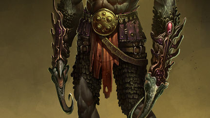 Aztekia warrior