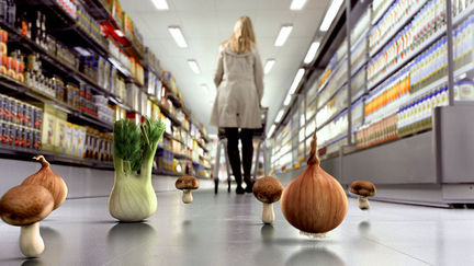"Making of ""Kaergaarden - Supermarket"""