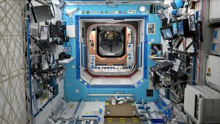 International Space Station Destiny Module