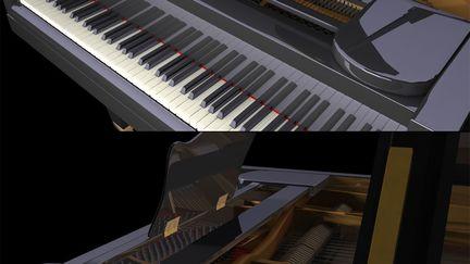 Fully Operational Piano