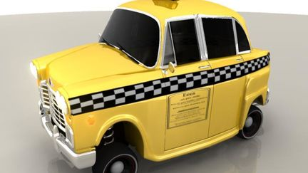 Tooned Taxi