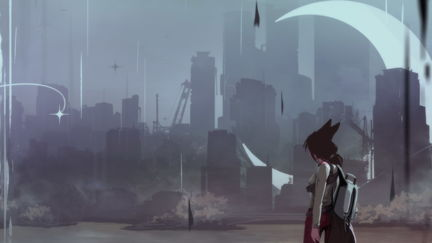 In the anomalies city