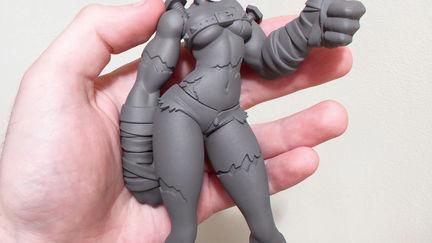 Frankeinstein 3D Print