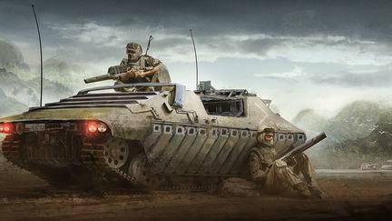 Recon Tank Concept