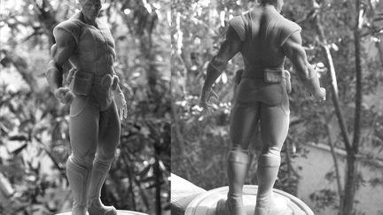 Wolverine : Resin Statue