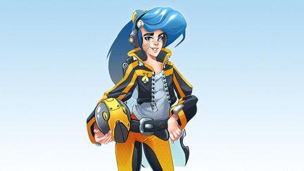Character design Santeri Kivioja