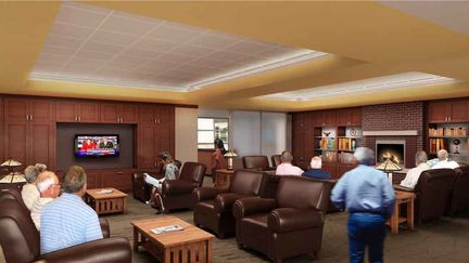 North Richland Hills - Senior Living, Interior