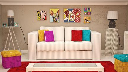 Room Pop Art