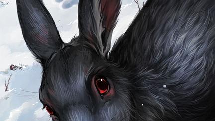 Svart Hare