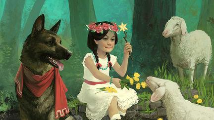 Princess Katarina of the Backyard Kingdom