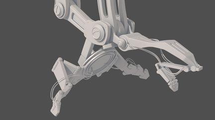 [WIP] Mechanic Arm
