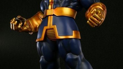 "Marvel Comics ""Thanos"" Museum Statue for Bowen Designs"