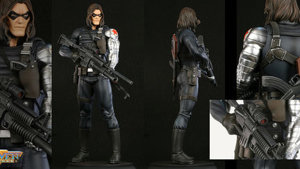 "Marvel Comics's ""Winter Soldier"""