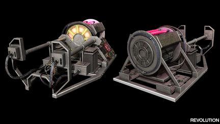 Revolution: Amplifier