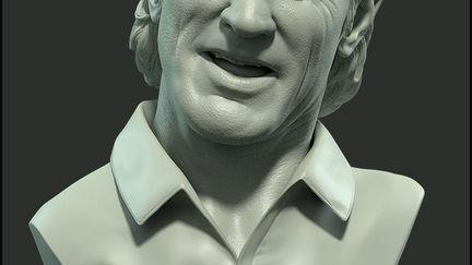 Deniro Likeness Sculpt